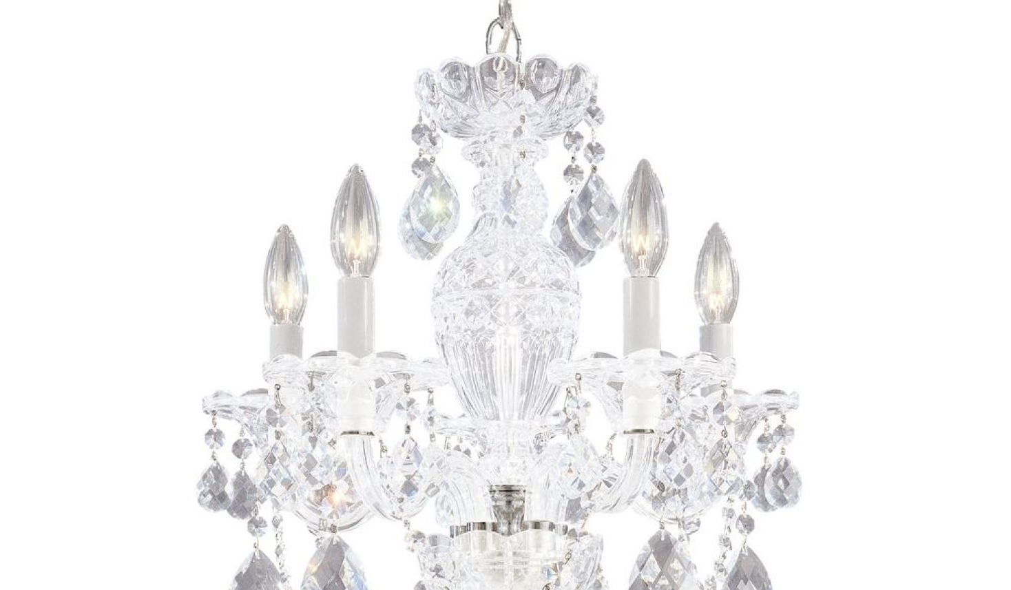 Purple Crystal Chandelier Lights With Popular Chandelier : Purple Crystal Chandelier Lighting Cool Purple Light (View 11 of 15)