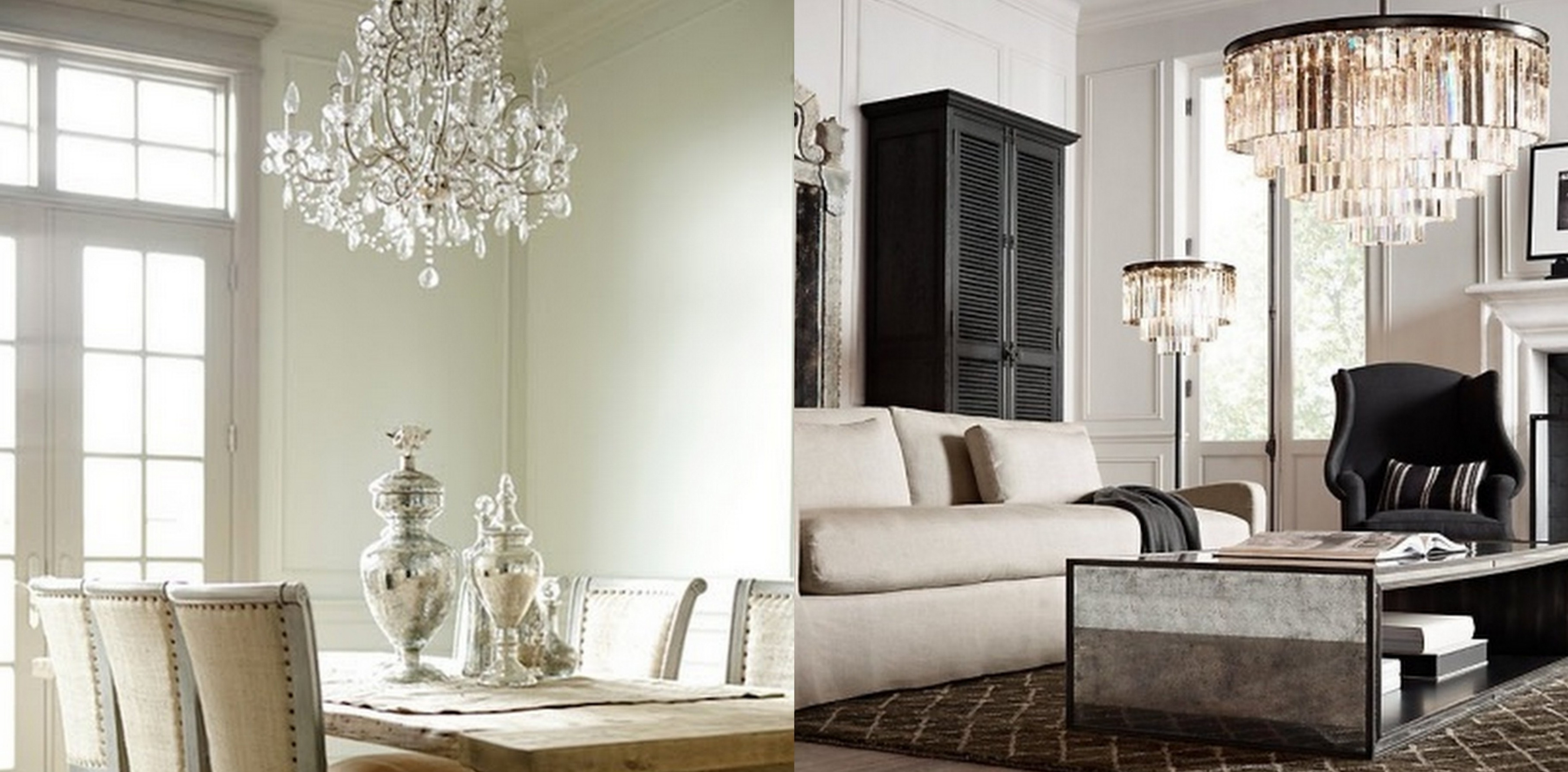 Recent Living Room Chandeliers Within Modern Crystal Chandeliers For Dining Room Lamp World Contemporary (View 14 of 15)