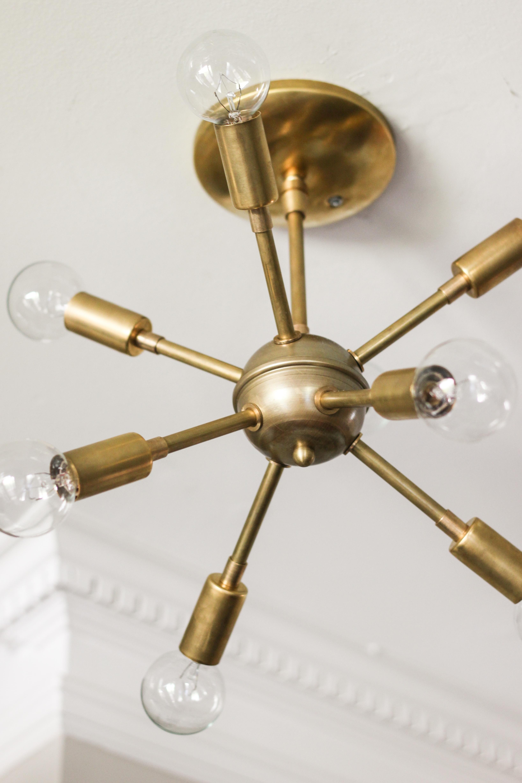 Recent Mini Sputnik Chandeliers Inside Best Lucent Light Shop Sputnik Chandelier – Addison # (View 14 of 15)