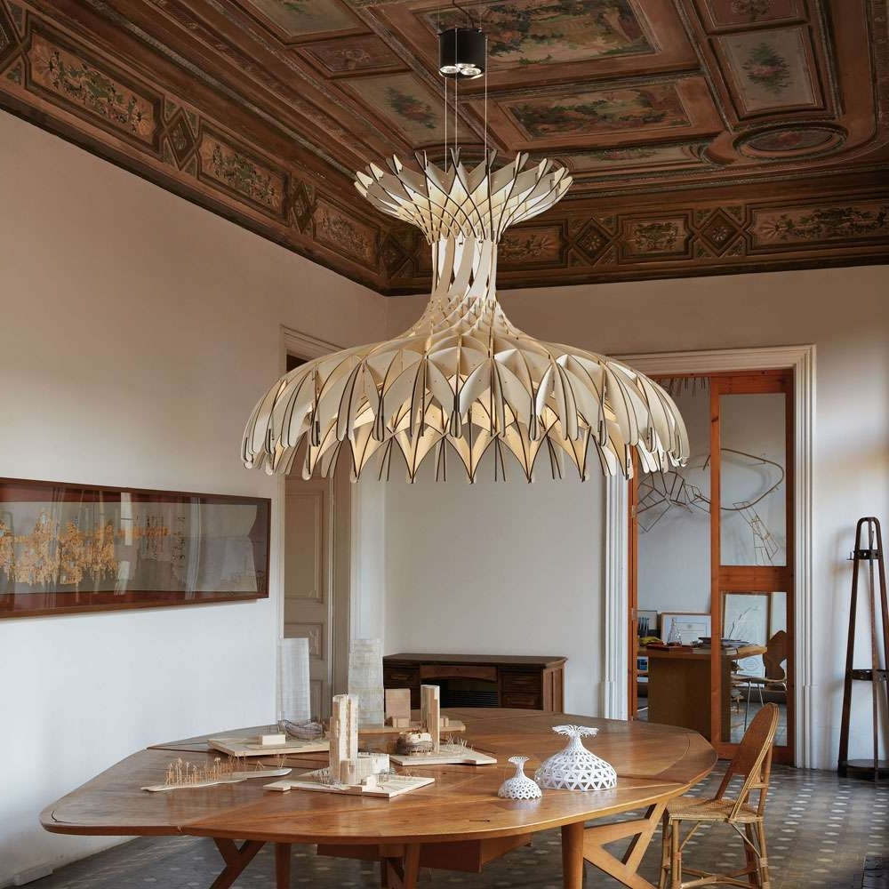 Featured Photo of Oversized Chandeliers