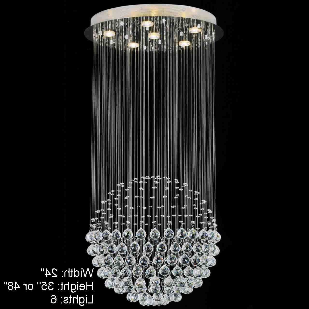 Recent Vienna Crystal Chandeliers For Home Design : Mesmerizing Modern Crystal Chandeliers Innovative (View 8 of 15)