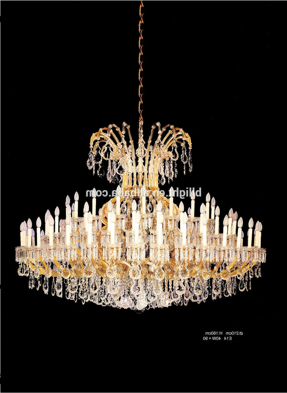 Remote Controlled Chandelier Within Fashionable Remote Control Led Chandelier, Remote Control Led Chandelier (View 5 of 15)