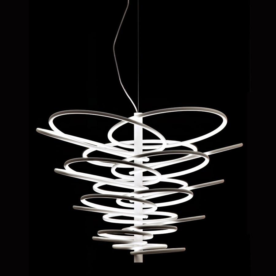 Ron Gilad 2620 Pendant Lampflos Lighting (View 12 of 15)