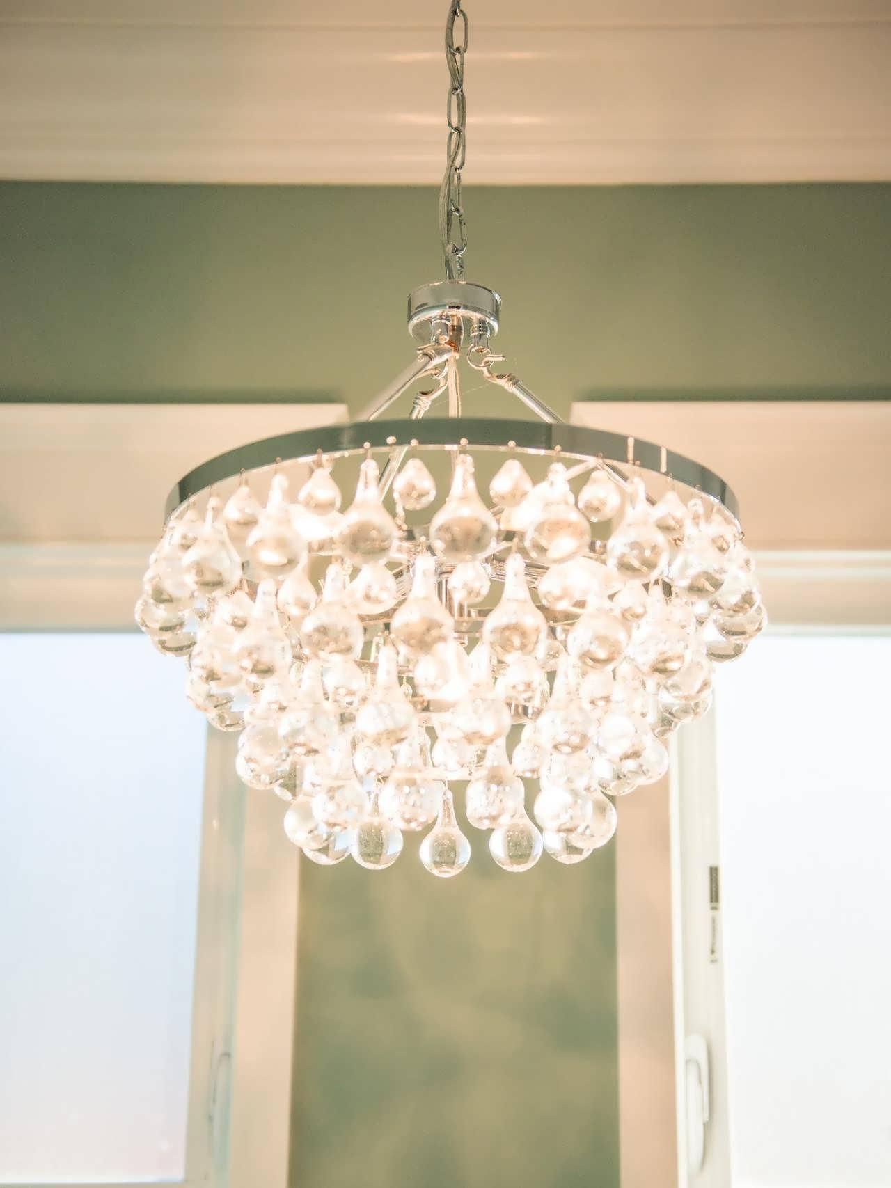 Shabby Chic Chandeliers Intended For Widely Used Chandeliers : Shabby Chic Chandeliers Elegant Chandeliers Design (View 14 of 15)