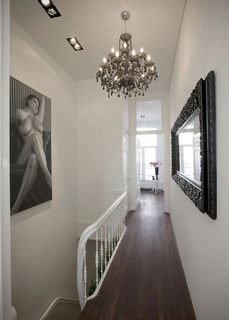 Small Hallway Chandeliers Within Widely Used Important Hallway Designs Ideas In Modern Style – Hallway Designs (View 2 of 15)