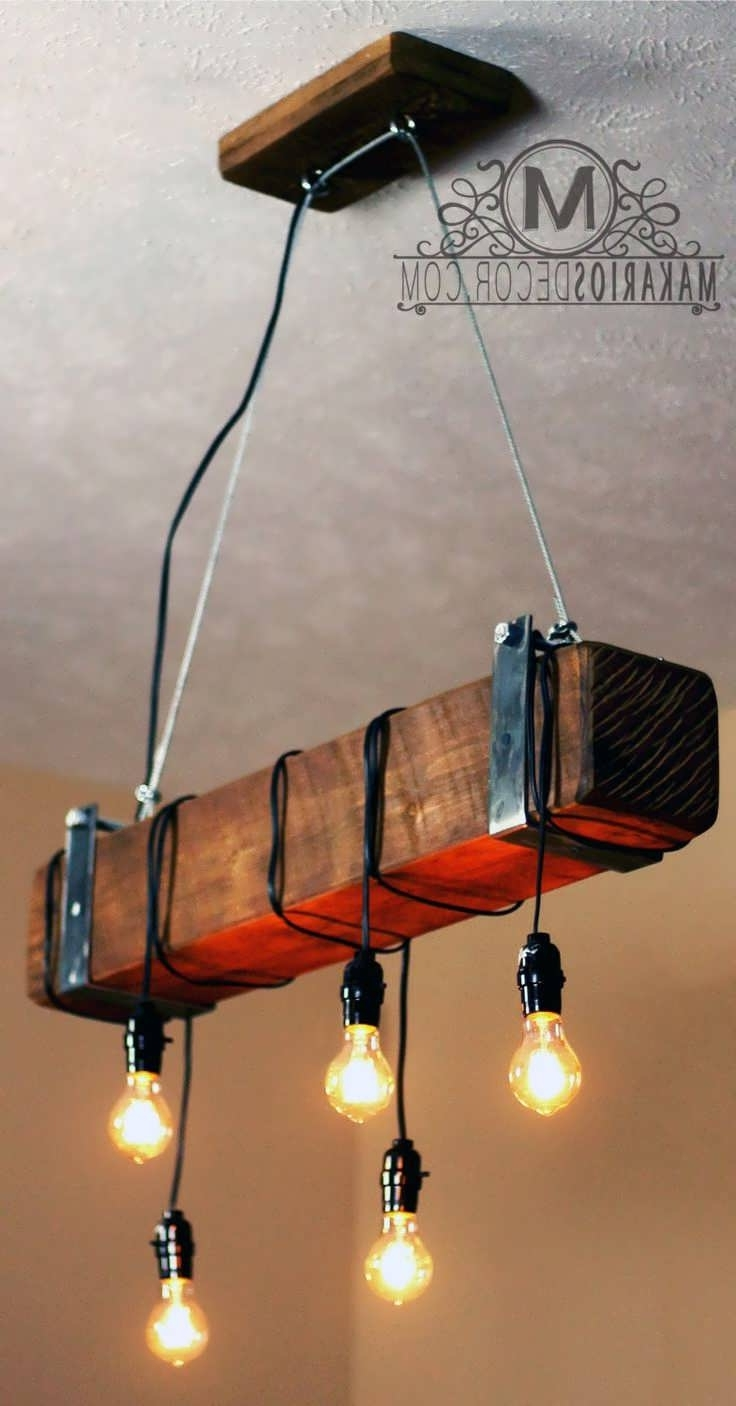 Small Rustic Chandeliers For Well Known Chandelier : Rustic Lighting Rustic Country Chandelier Small Rustic (View 13 of 15)