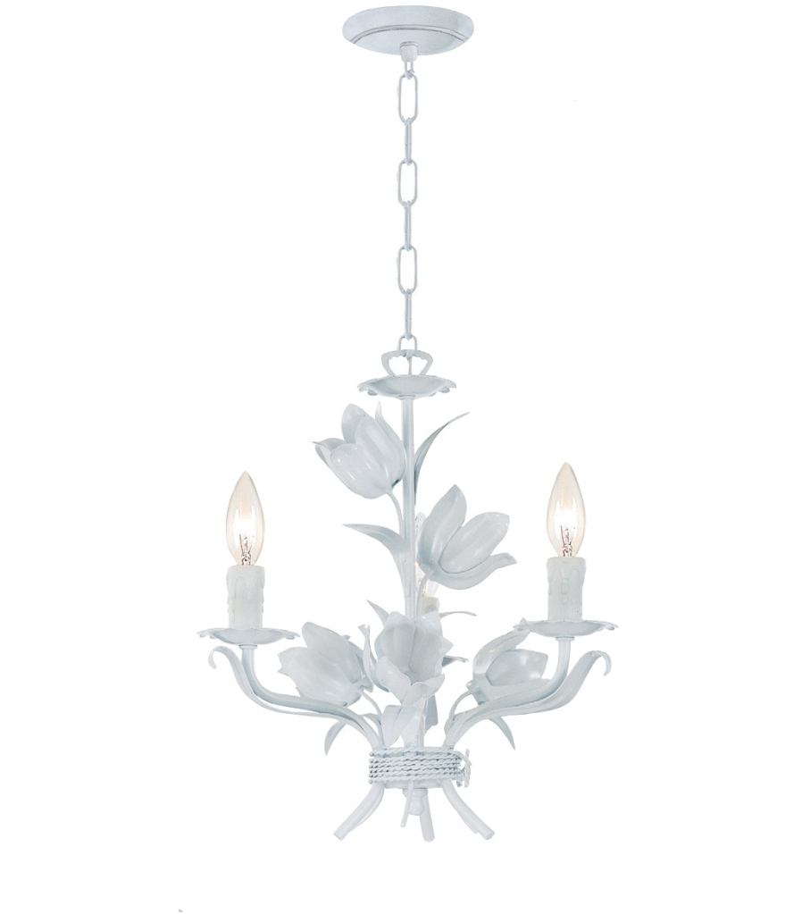 Small White Chandeliers With Most Current White Chandelier – Pixball (View 14 of 15)