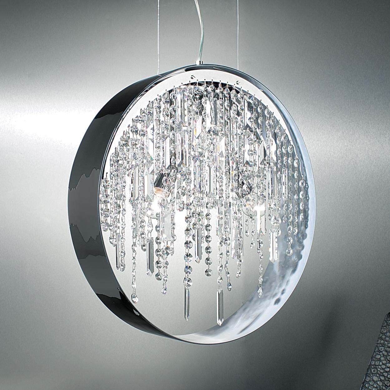Stylish Modern Chandelier Lighting (View 10 of 15)