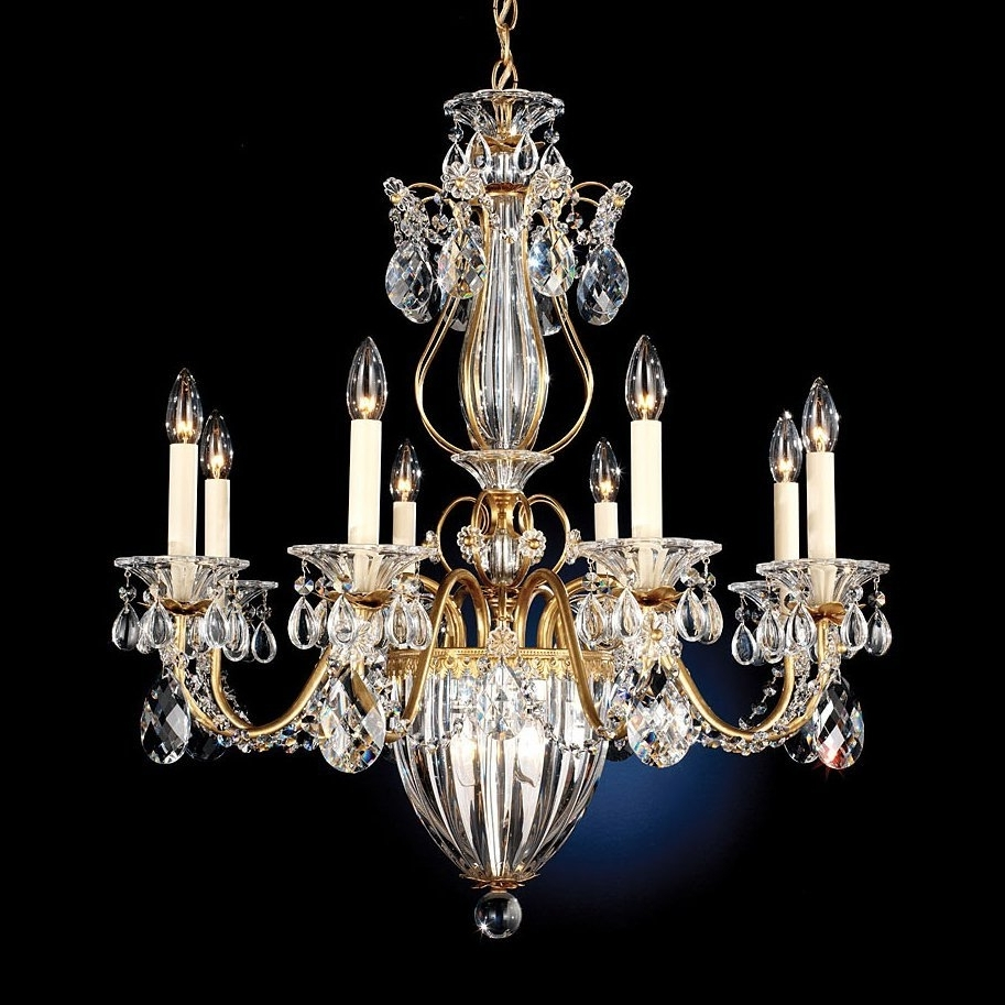 Traditional Crystal Chandelier – Buy Traditional Chandelier Pertaining To Well Known Traditional Crystal Chandeliers (View 5 of 15)
