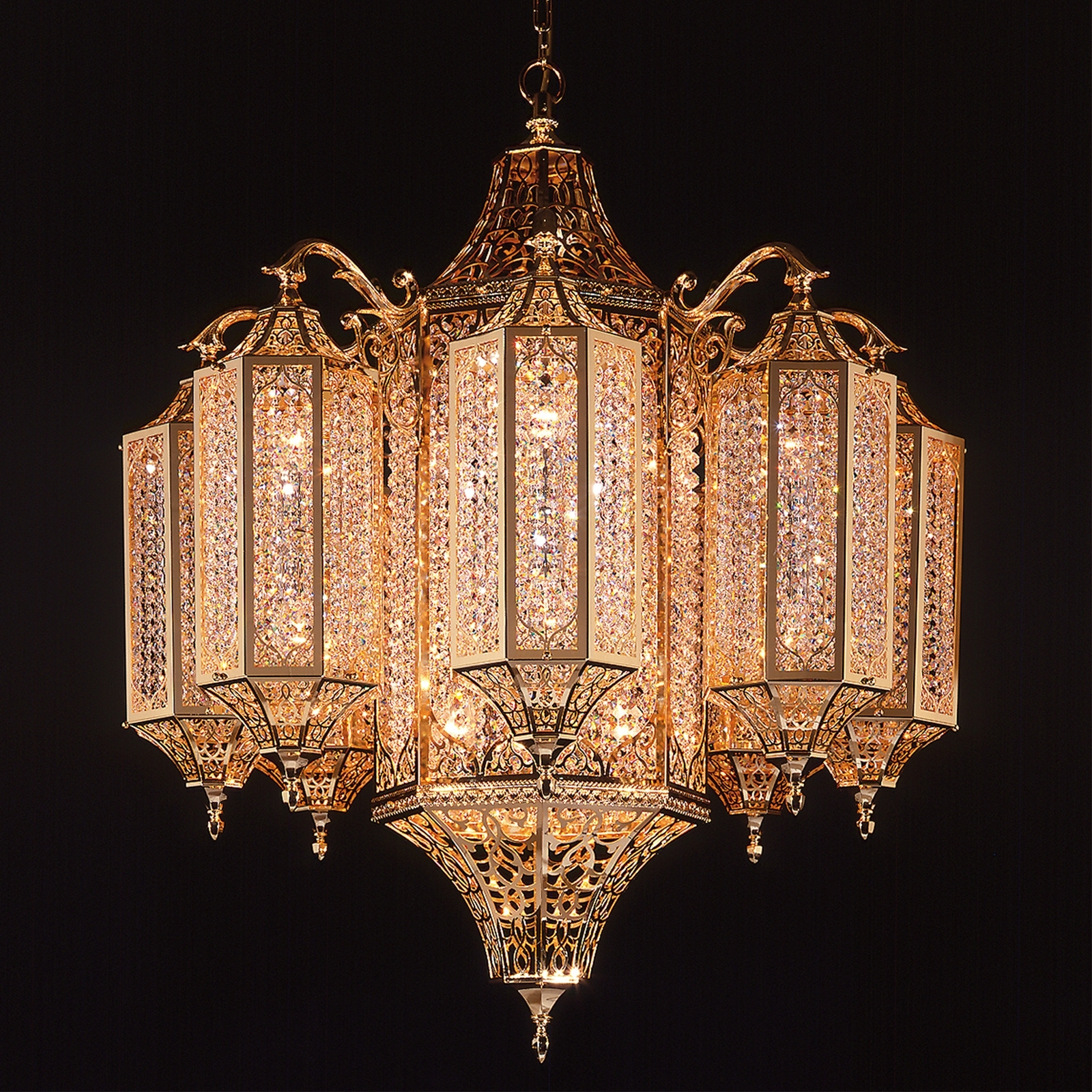 Trendy Expensive Chandeliers Pertaining To Light : Luxuryndeliers Expensivendeliersluxury Crystal Brands And (View 2 of 15)