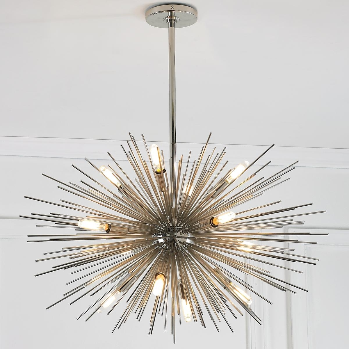 Trendy Gold Modern Chandelier – Chandelier Designs Intended For Gold Modern Chandelier (View 13 of 15)