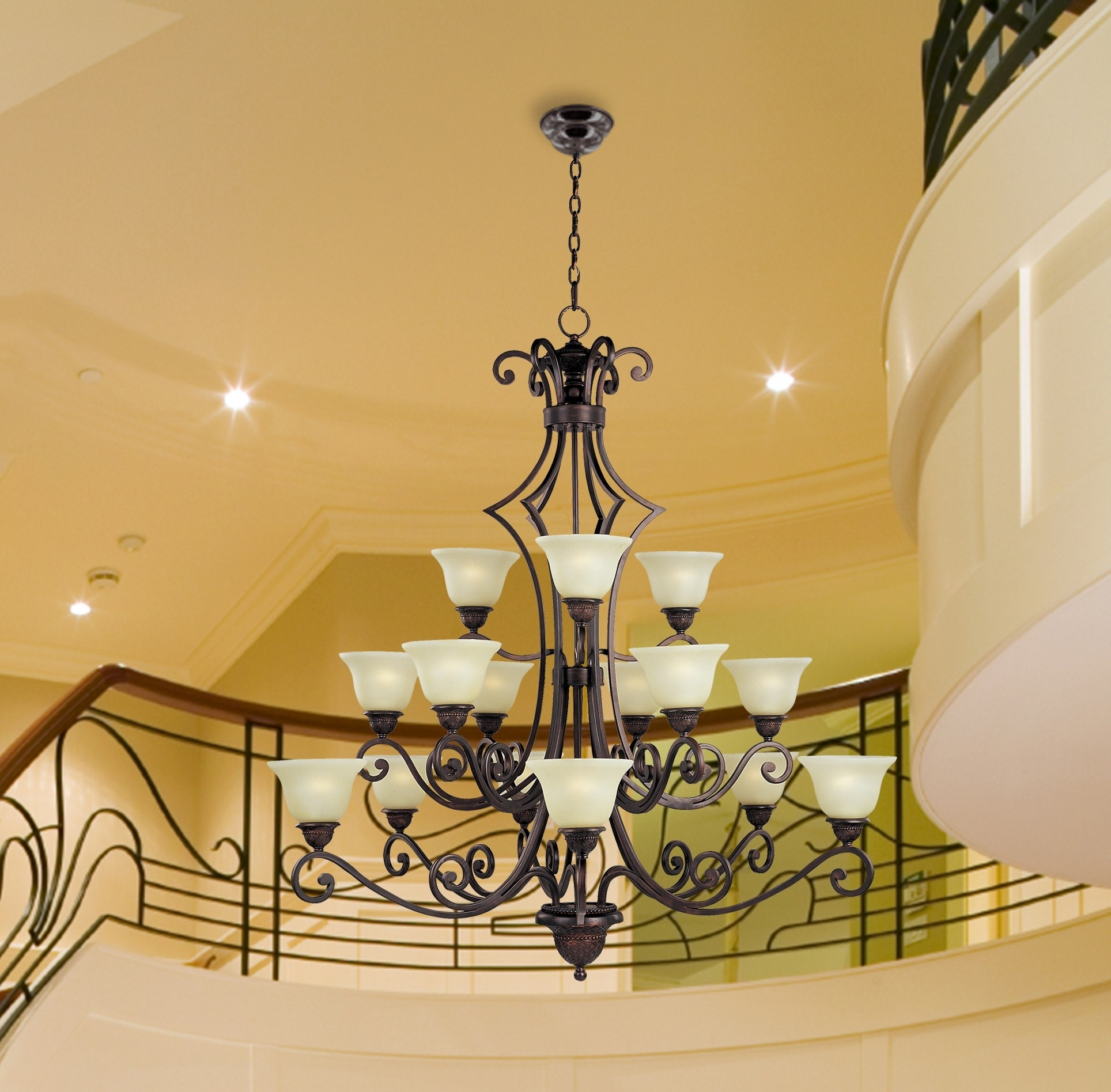 Trendy Gorgeous Traditional Chandelier Lighting Lighting Foyer Chandelier For Traditional Chandelier (View 5 of 15)