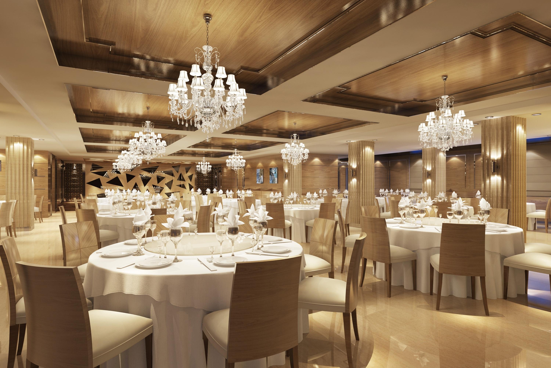Trendy Light : Brilliant Classy Restaurant With Posh Chandeliers Model Max With Regard To Restaurant Chandelier (View 4 of 15)