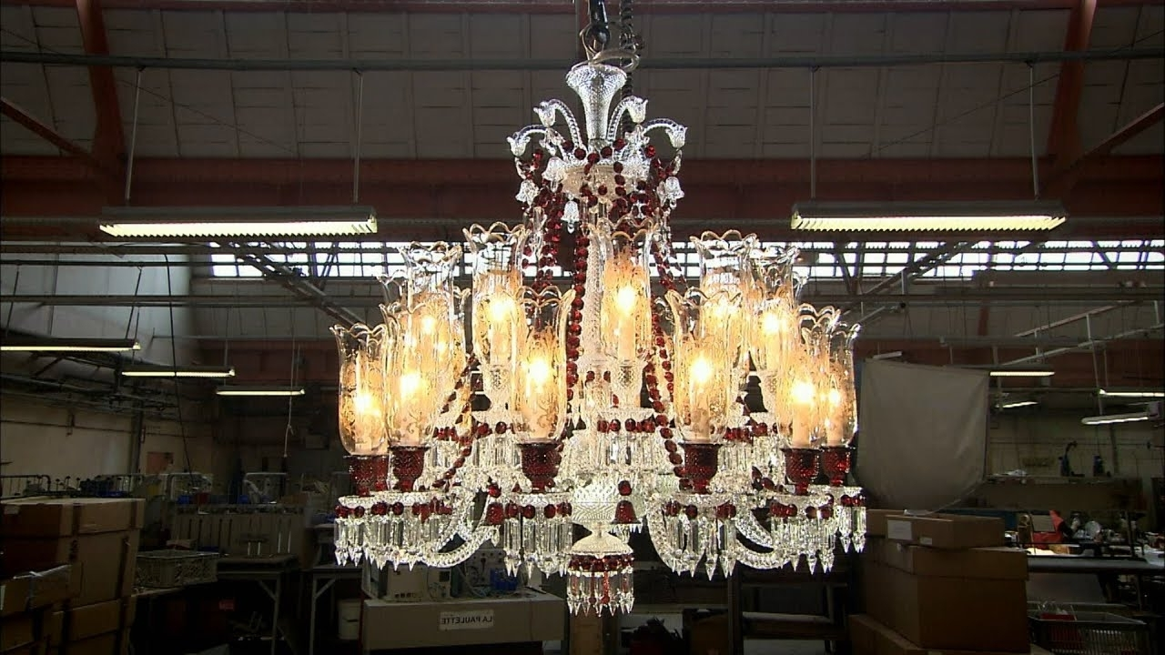 Trendy Massive Chandelier Pertaining To Crystal Chandeliers (View 12 of 15)