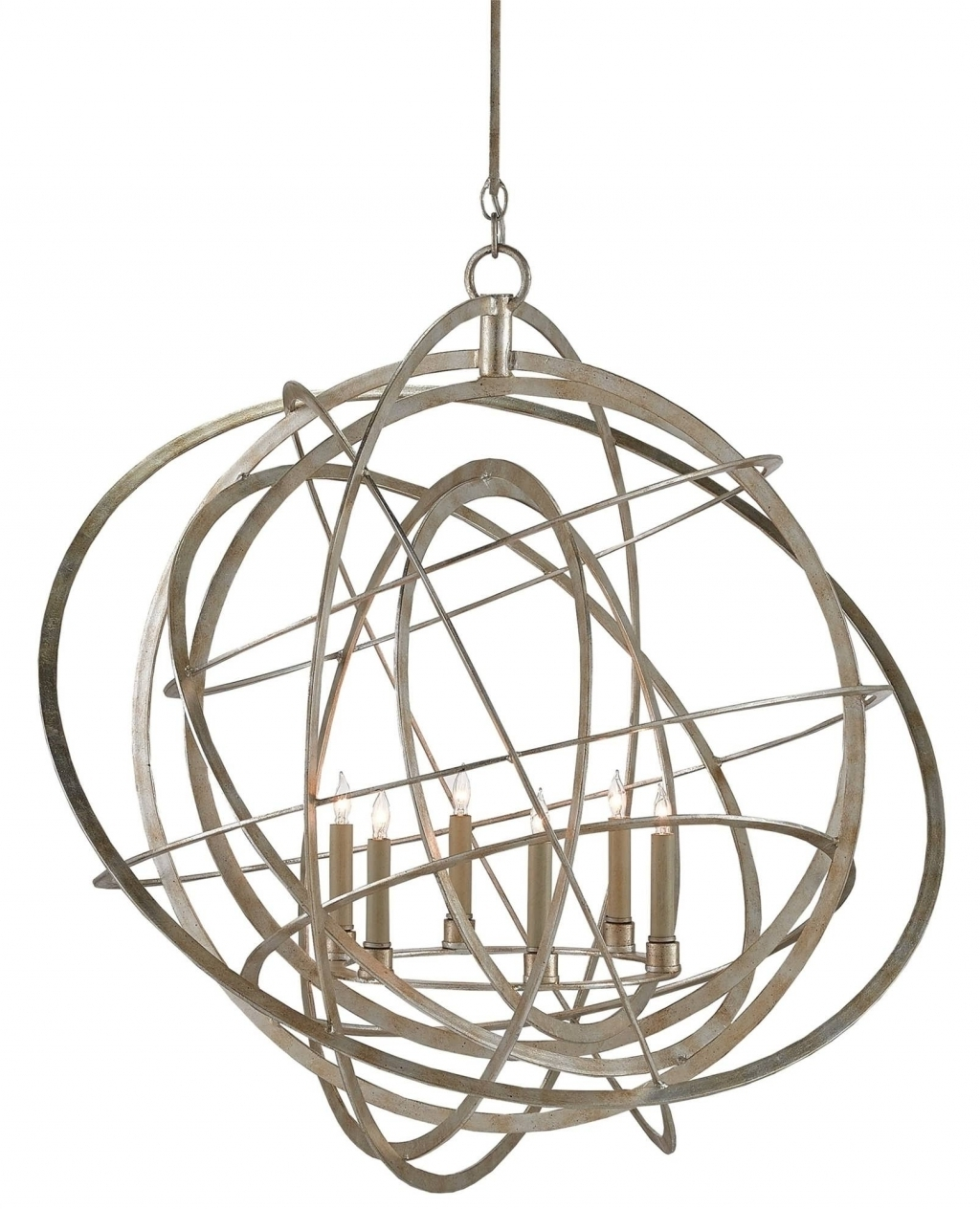 Trendy Metal Sphere Chandelier For Decorating: Glass Orb Chandelier Fresh Chandelier Metal Sphere (View 14 of 15)