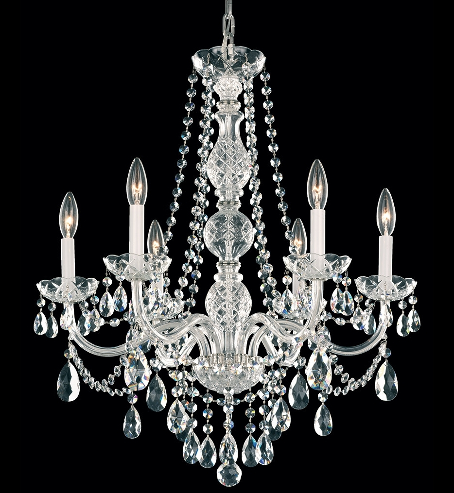 Trendy Traditional And Classic Chandeliers (View 11 of 15)