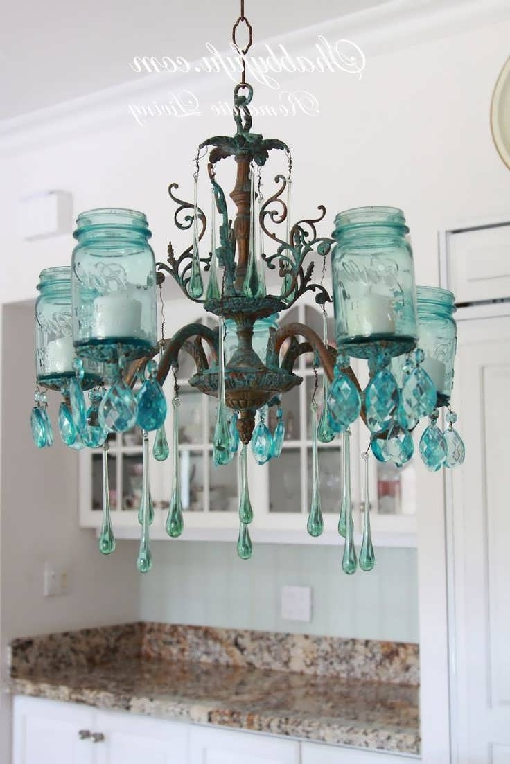 Turquoise And Pink Chandeliers Throughout 2017 Chandelier : Large Chandeliers Led Chandelier Chandeliers Uk Bedroom (View 11 of 15)