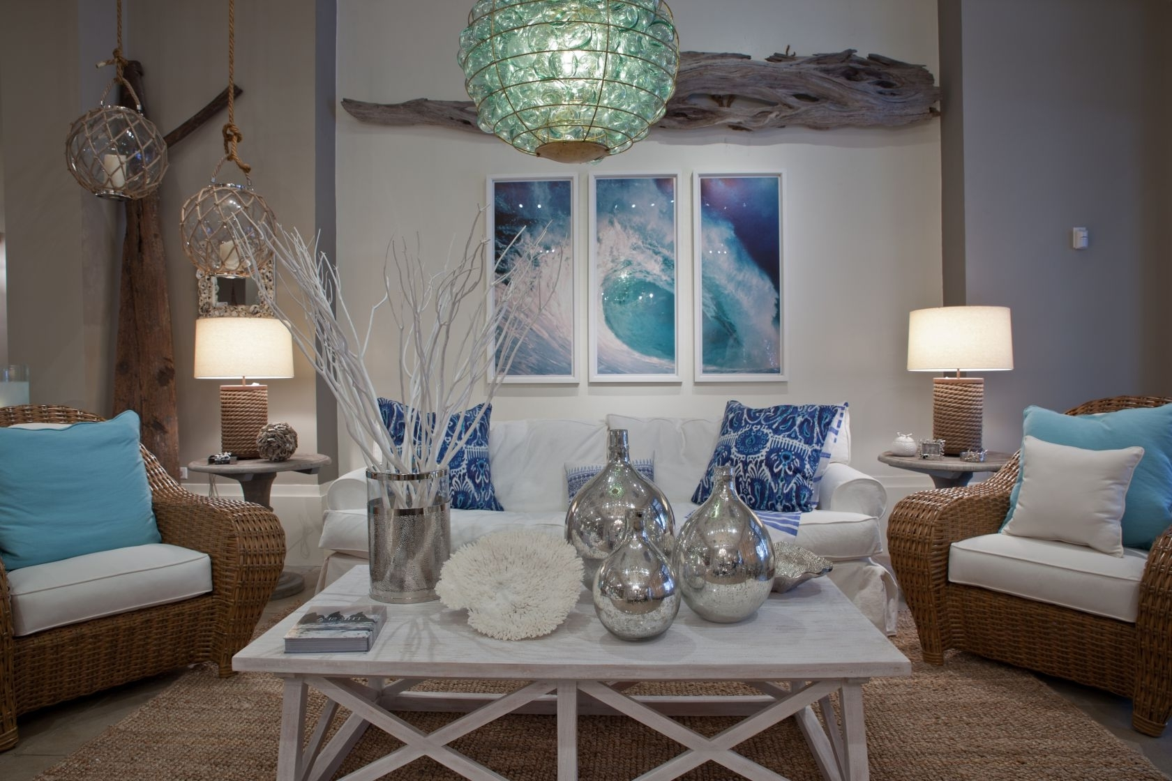 Turquoise Orb Chandeliers With Regard To Well Liked Interior: Mesmerizing Crystal Glass Orb Chandelier For Home Lighting (View 12 of 15)