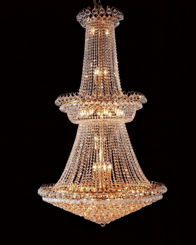 Uncategorized : 57 Best Beautiful Huge Crystal Chandelier Images Inside Best And Newest Huge Crystal Chandeliers (View 10 of 15)
