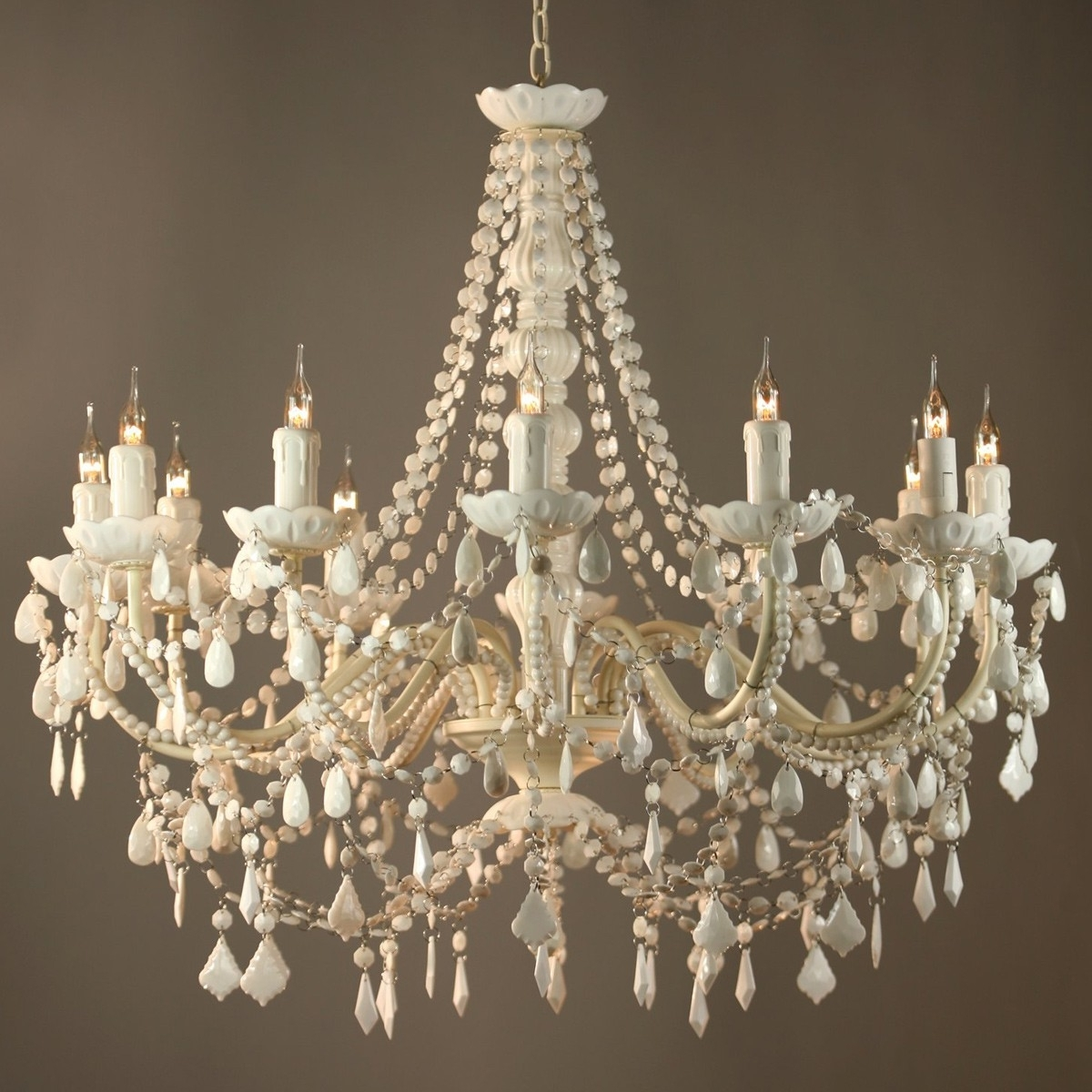 Vintage Style Chandeliers (Gallery 3 of 15)