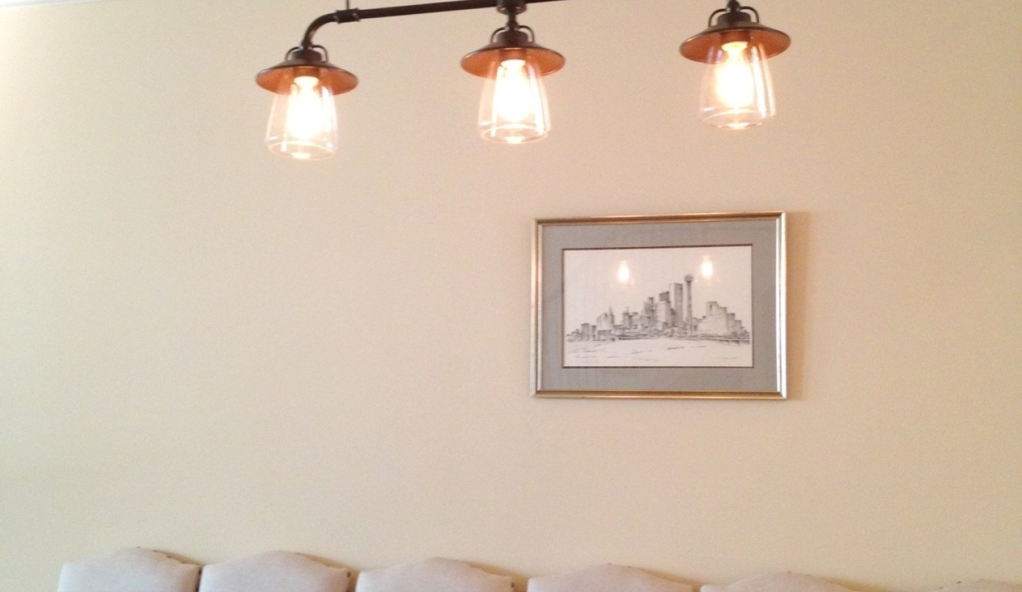 Wall Mounted Bathroom Chandeliers for Most Current Light : Awesome Wall Mounted Bathroom Chandeliers White Flushmount