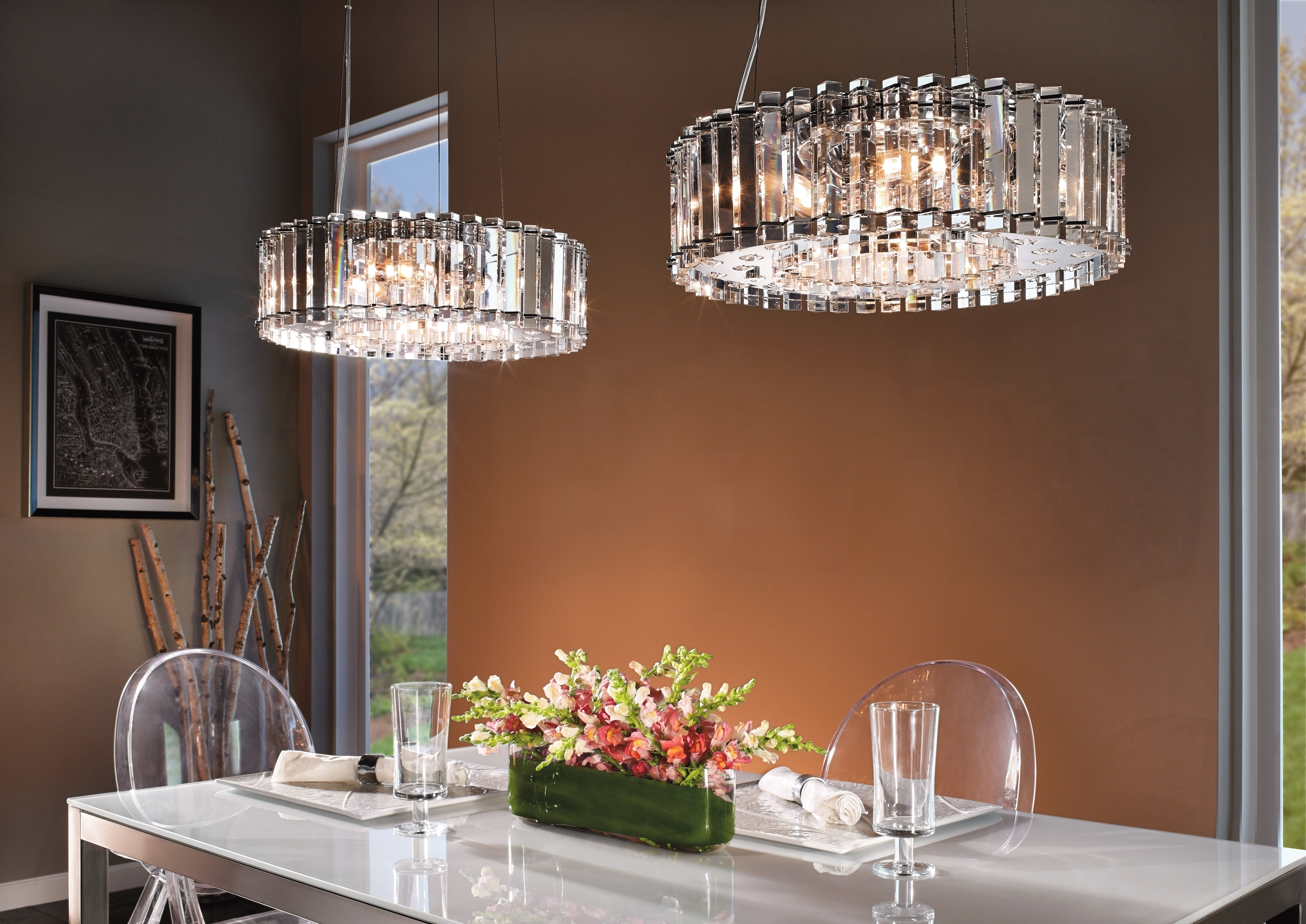 Wall Mounted Chandelier Lighting Pertaining To Most Popular Fresh New Wall Mounted Chandelier Lighting Bl3L7 # (View 7 of 15)