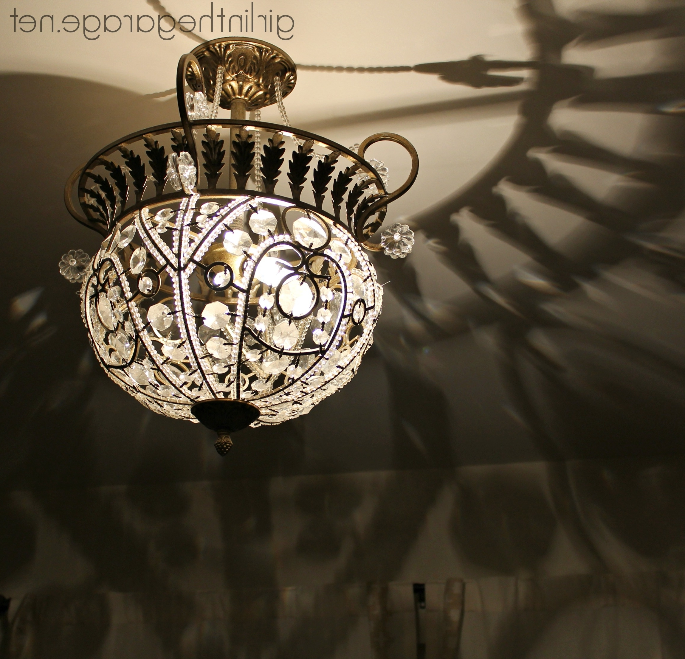 Weird Chandeliers In Well Liked Handy Hubby, Fancy Chandy (View 11 of 15)