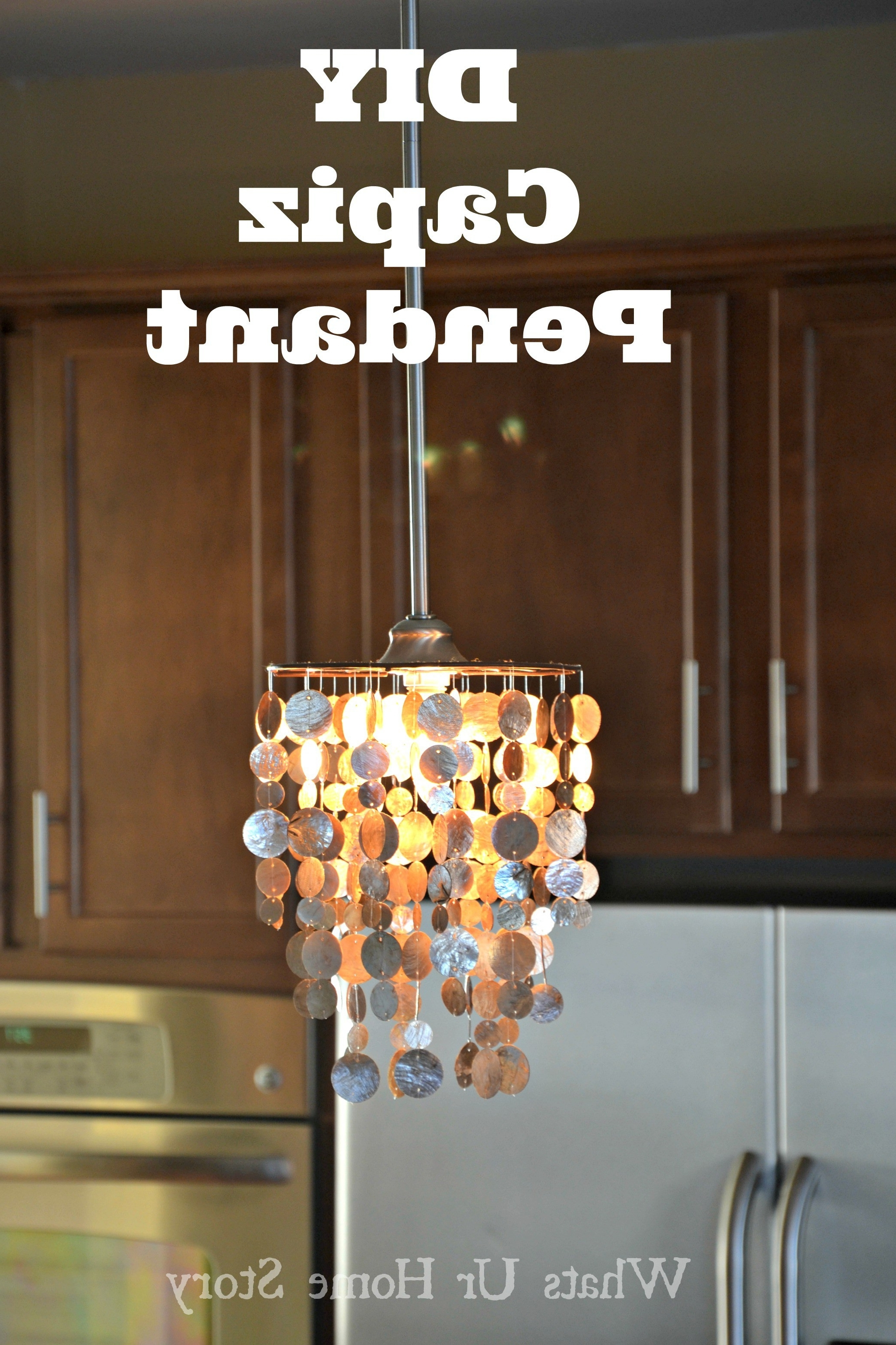 Weird Chandeliers Regarding Most Popular Chandeliers : Diy Paper Chandelier Fresh Weird Life Of V Diy Paper (View 12 of 15)