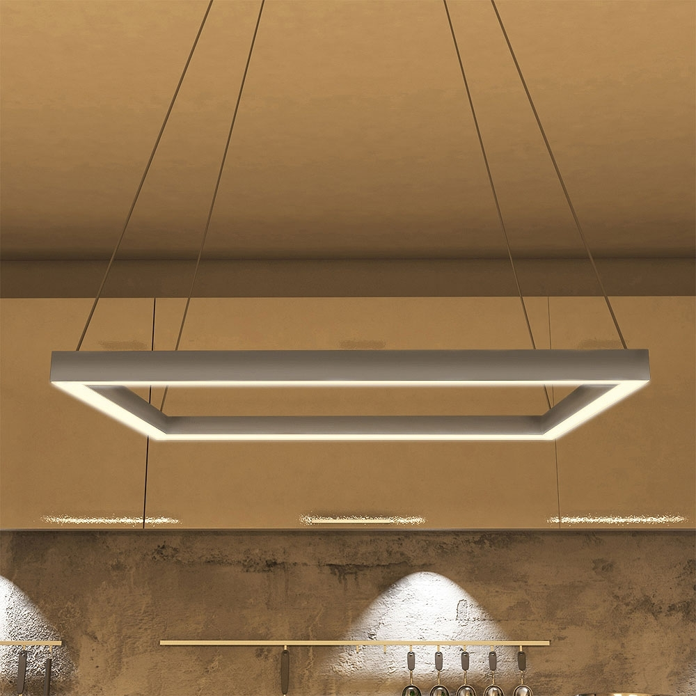 Featured Photo of Modern Led Chandelier