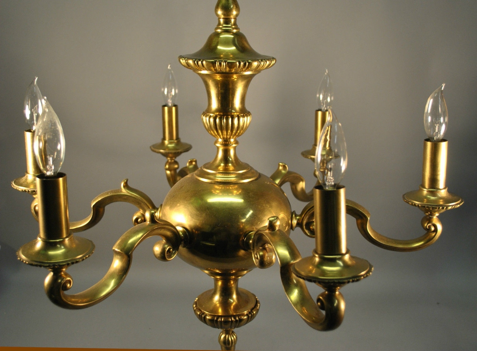 Well Known Brass Light Fixtures (View 4 of 15)