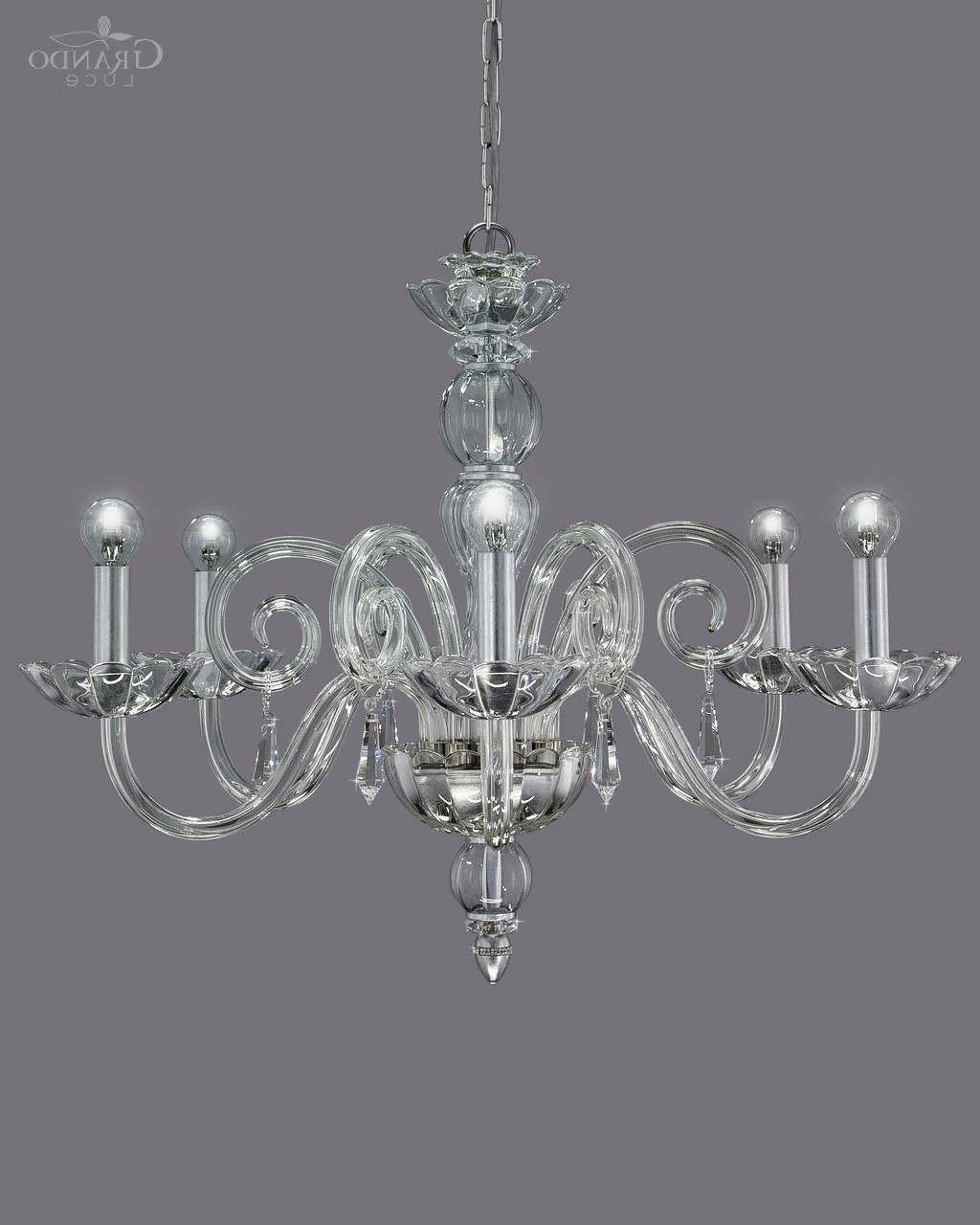 Well Known Chandelier : Small Chandeliers Small White Chandelier Candle Within Short Chandelier (View 15 of 15)
