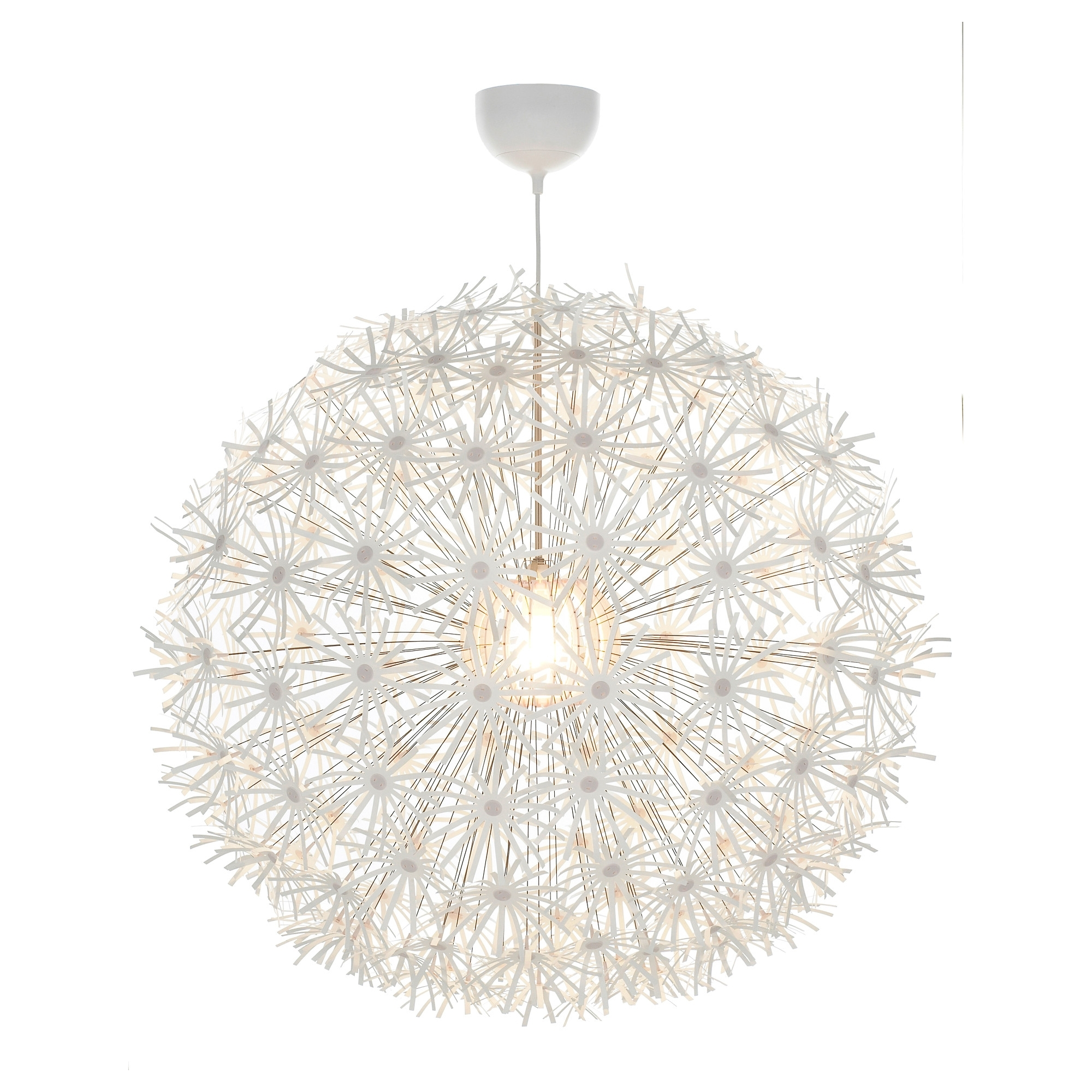 Well Known Chandeliers Design : Wonderful Ikea Ps Maskros Pendant Lamp Ceiling Intended For Unusual Chandeliers (View 15 of 15)