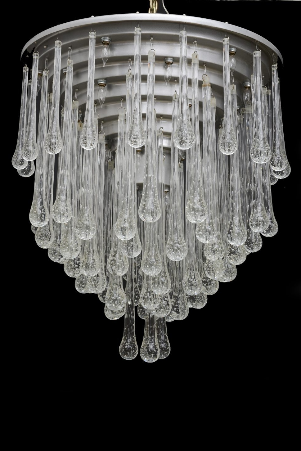 Well Known Chandeliers : Faux Crystal Chandelier Creative Lady Of The House Inside Faux Crystal Chandeliers (View 13 of 15)