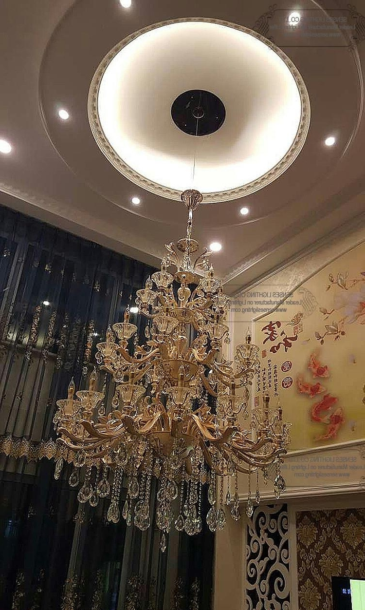 Well Known Ddj100 5M Auto Remote Controlled Hoist Chandelier Hoist Lighting For Remote Controlled Chandelier (View 15 of 15)
