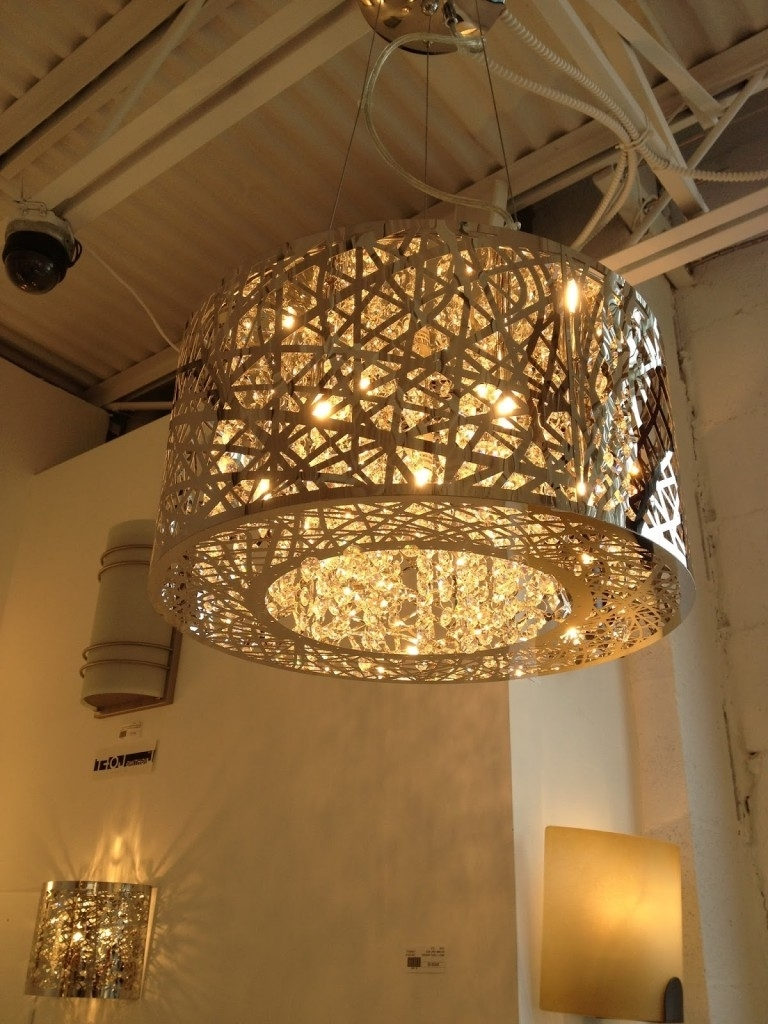 Well Known Large Contemporary Chandeliers Regarding Awesome Large Modern Chandeliers – Free Reference For Home And (View 2 of 15)