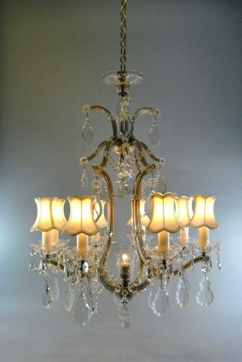 Well Known Light : Mini Led Chandelier With Ideas Picture Kengire Large Size Of In French Style Chandeliers (View 15 of 15)