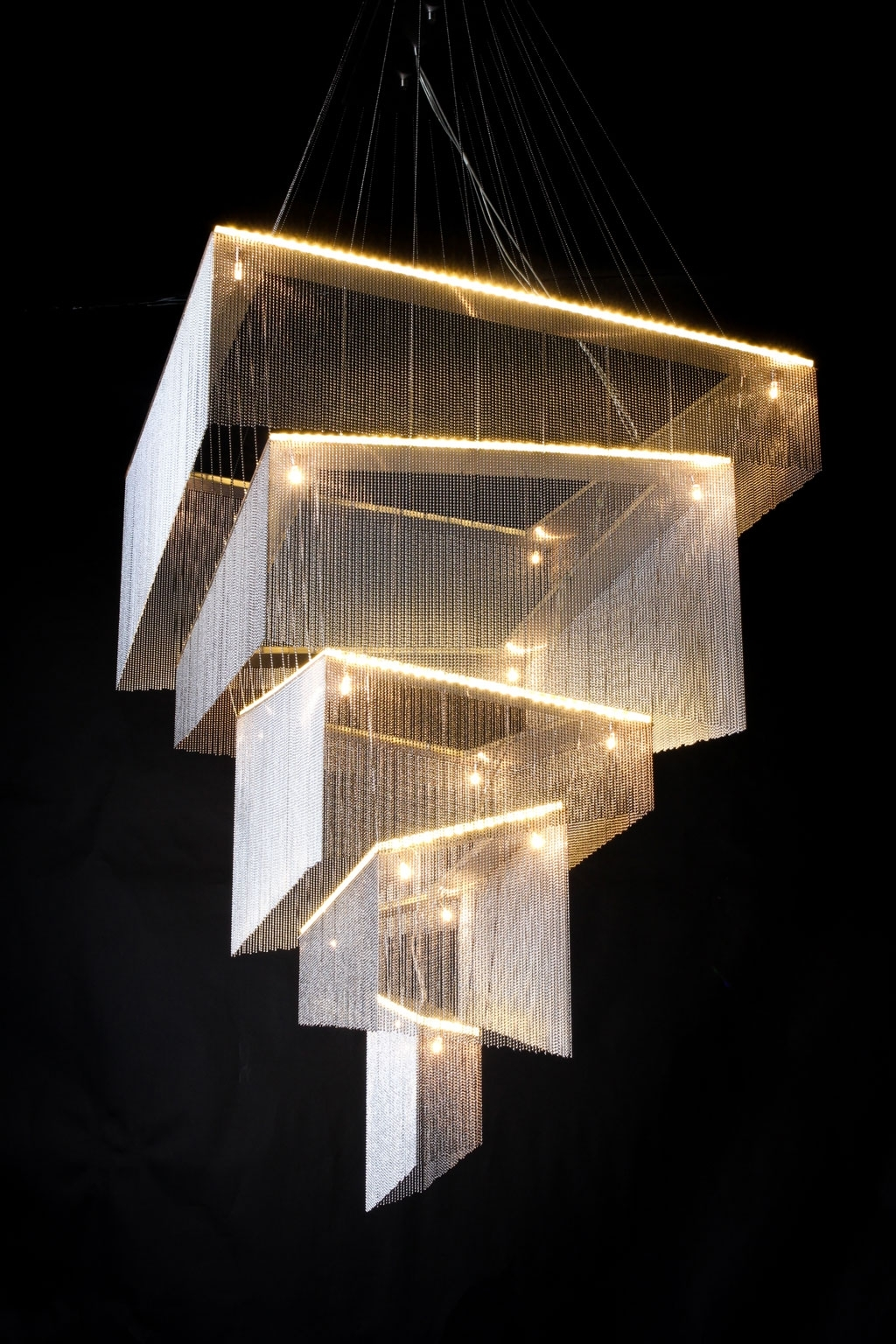 Well Known Lighting Design: Willowlamp – Visi Within Weird Chandeliers (View 10 of 15)