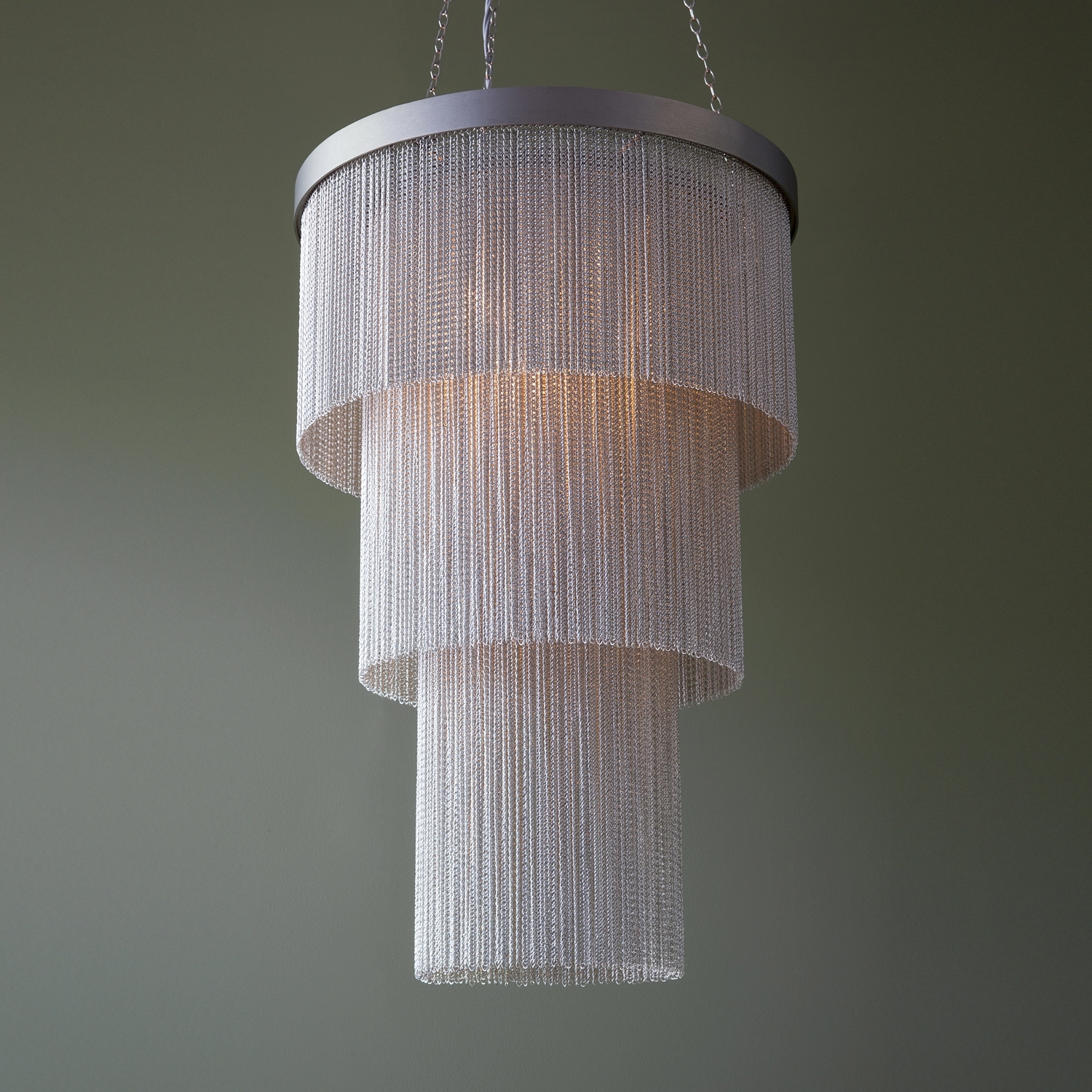 Well Known Long Chandelier With Silver Chain Long Chandelier – Tigermoth Lighting (View 13 of 15)