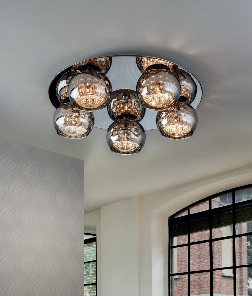 Well Known Modern Chandeliers For Low Ceilings In Light Fixture : Contemporary Foyer Lighting Rustic Foyer Lighting (View 15 of 15)