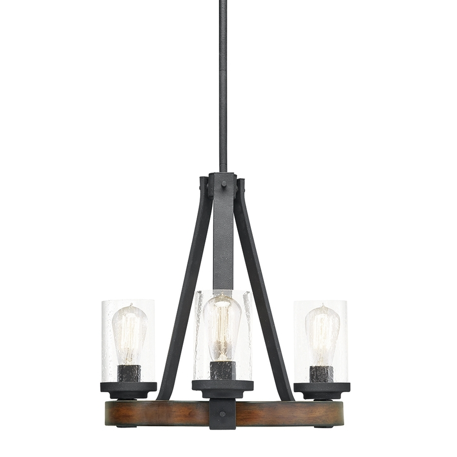 Well Known Shop Chandeliers At Lowes For Small Rustic Chandeliers (View 5 of 15)