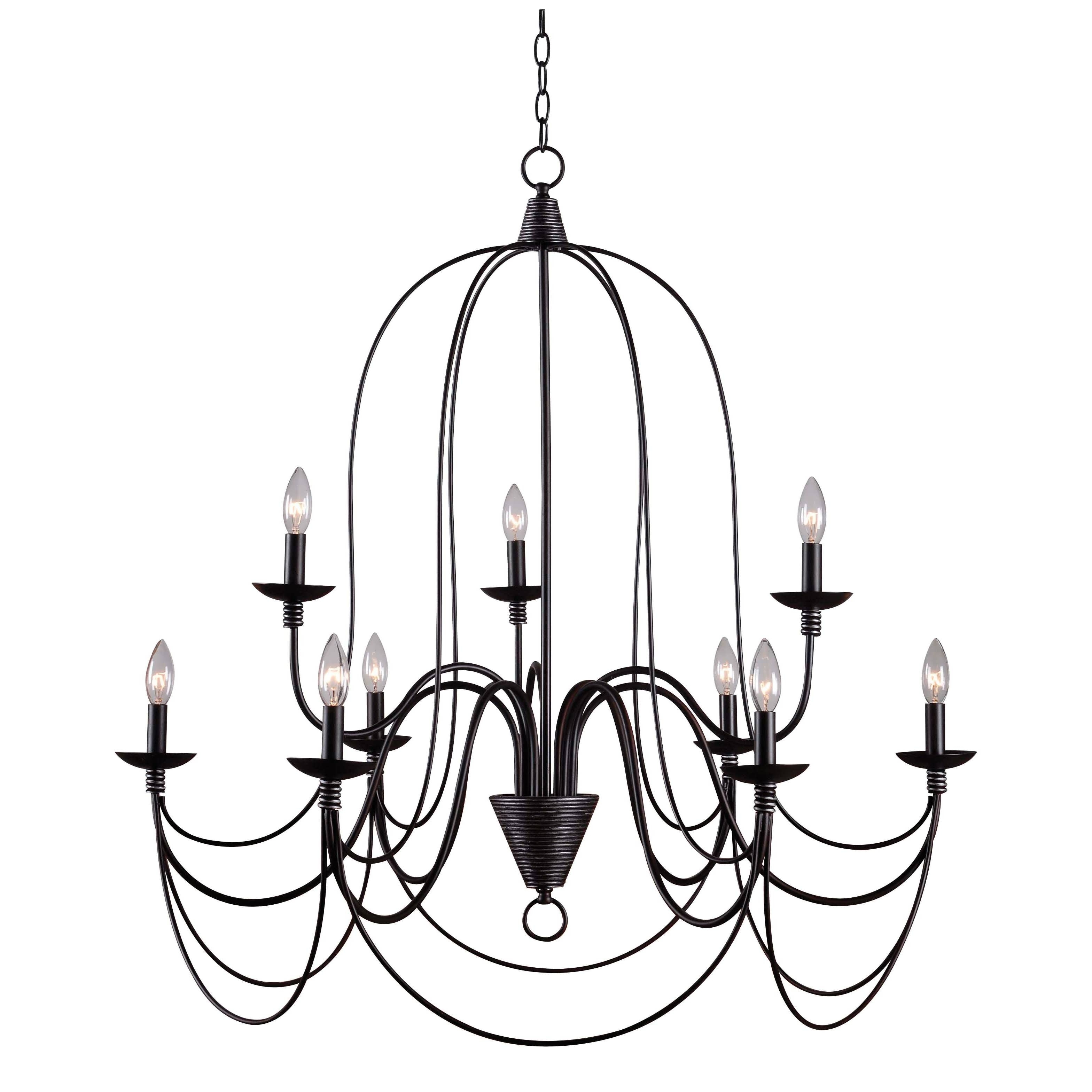 Well Known Small Rustic Crystal Chandeliers With Regard To Chandelier : Wrought Iron Crystal Chandelier Rustic Glam Chandelier (View 13 of 15)