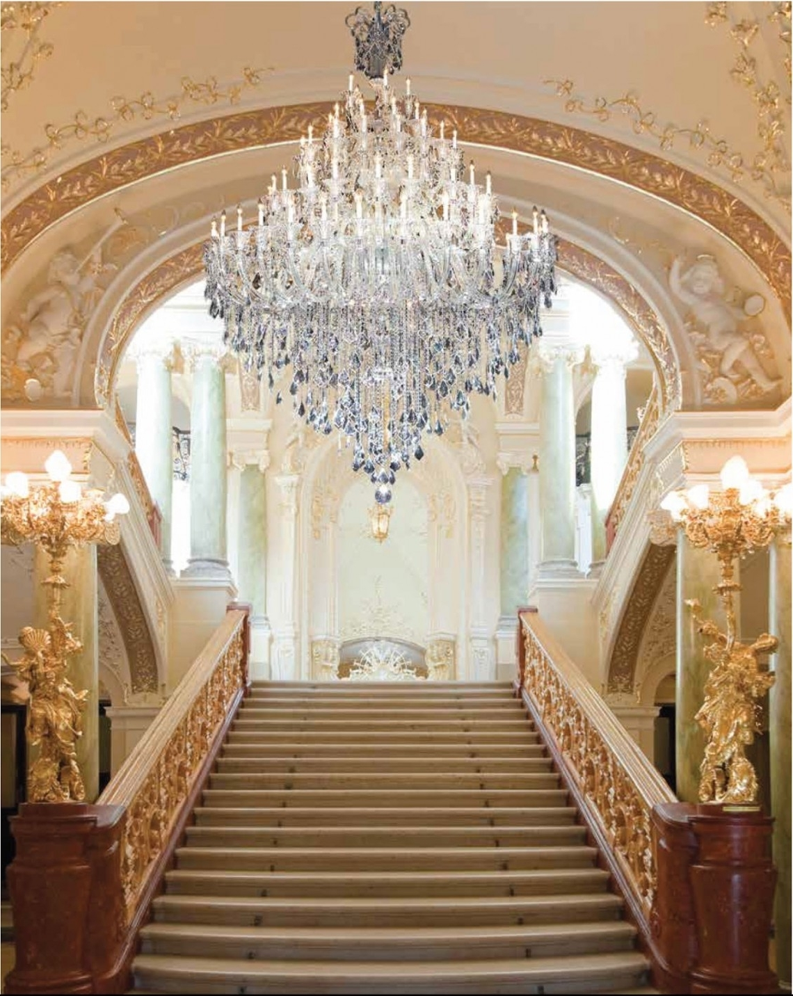 Well Known Stairway Chandeliers With Where To Buy Modern Stairway Chandeliers Online? Can I  Staircase (View 14 of 15)