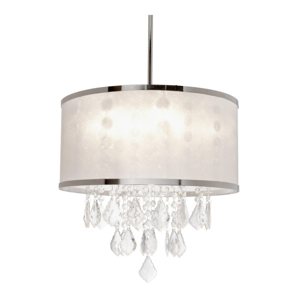 Well Liked Chandeliers Design : Awesome Semi Flushmount Lighting Modern Crystal Inside Small Chandeliers (View 15 of 15)