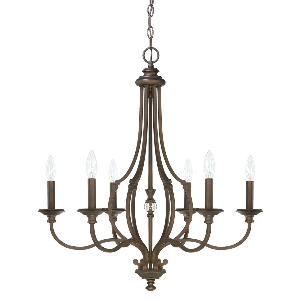 Well Liked Hanging Candelabra Chandeliers Regarding Chandeliers Design : Awesome Wrought Iron Candle Chandelier Non (View 3 of 15)