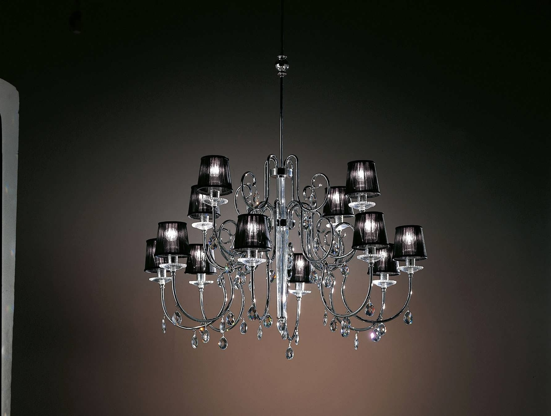 Well Liked Light : Modern Chandelier Lighting Small Black Keywordrelevance Regarding Large Chandeliers (View 15 of 15)