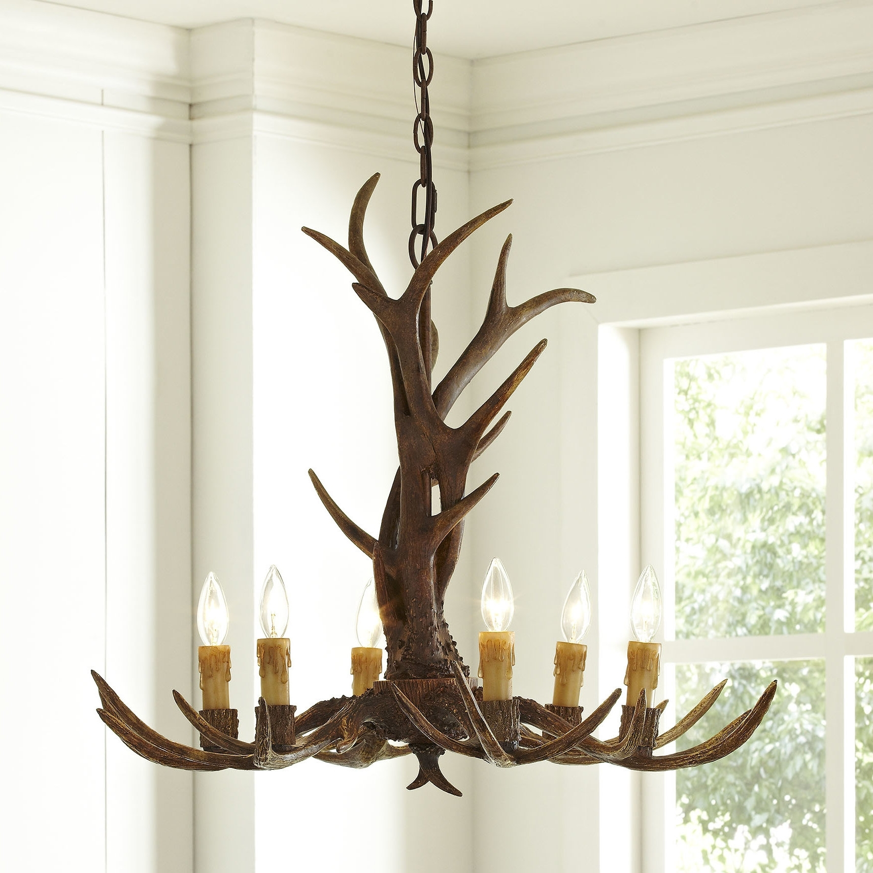 Well Liked Wood Chandeliers You'll Love (View 11 of 15)