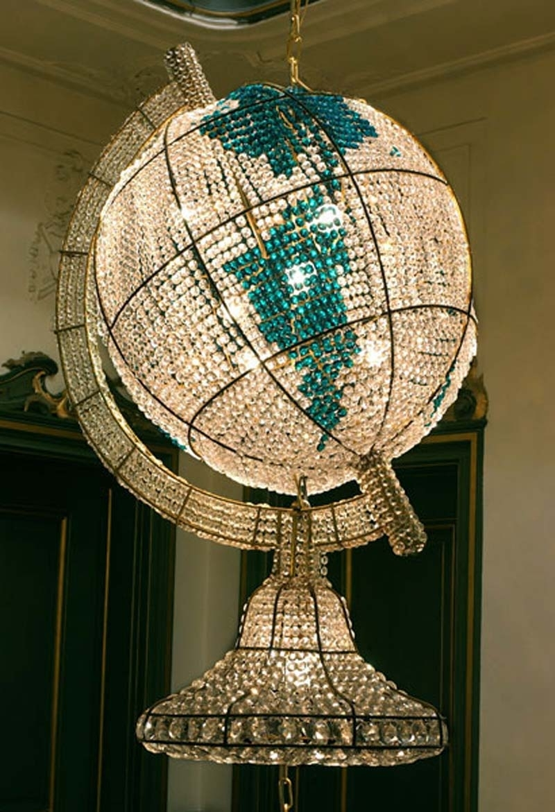 We're All Mad Inhere With Regard To Famous Weird Chandeliers (View 10 of 15)