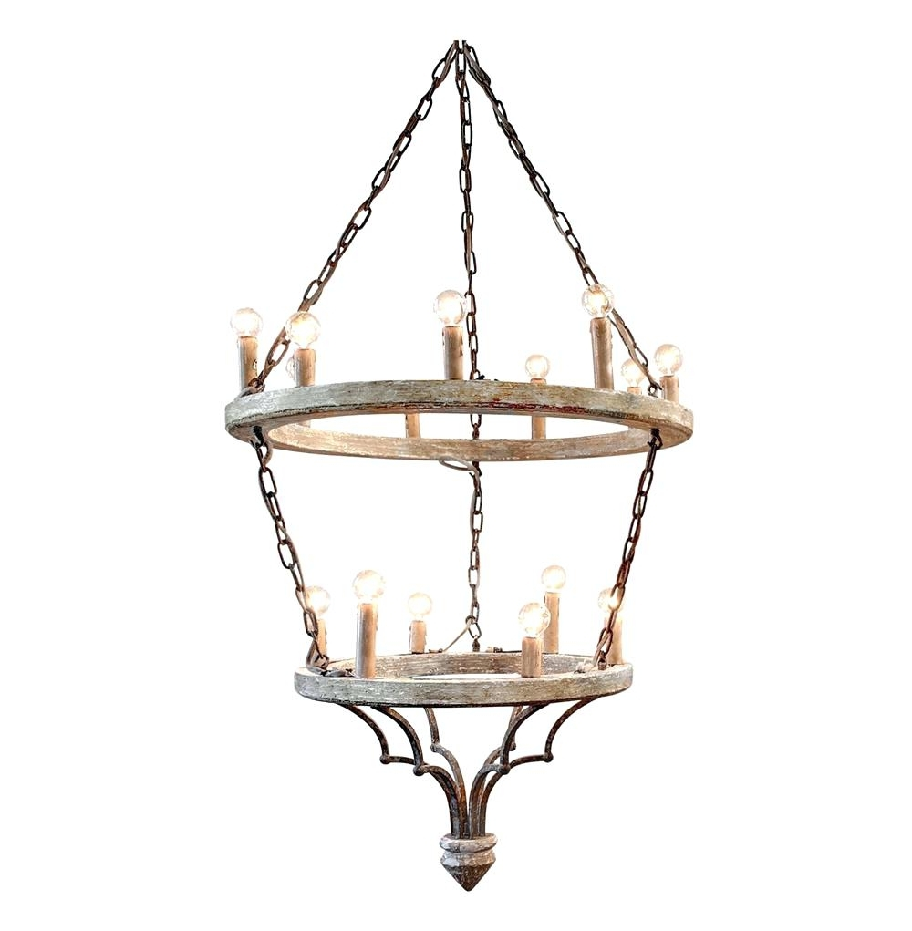 Widely Used Articles With French Wood Chandeliers Tag: French Wooden Chandelier (View 13 of 15)