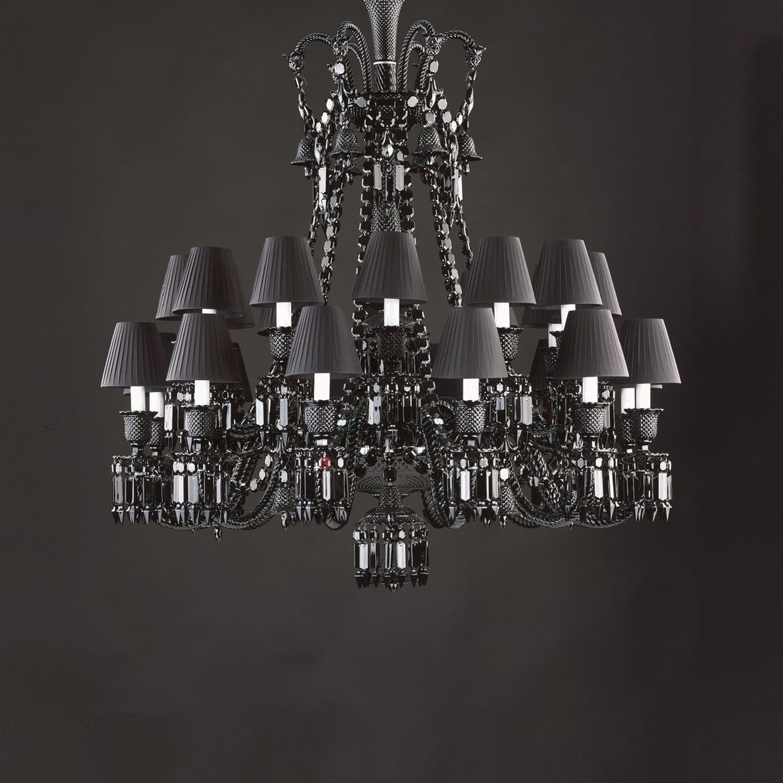 Widely Used Chandeliers Design : Awesome Baccarat Chandelier Clear Zenith Xml Pertaining To Short Chandeliers (View 5 of 15)