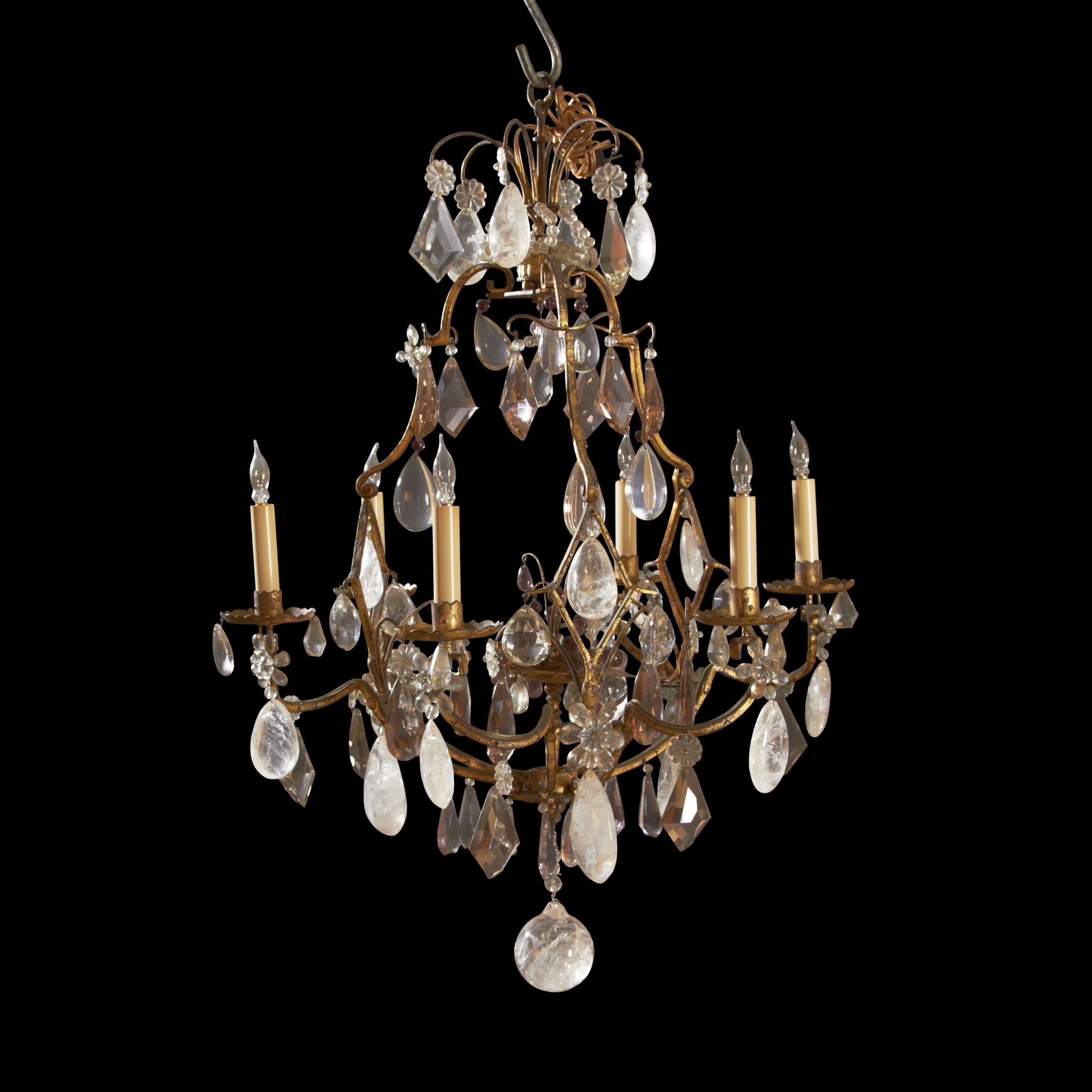 Widely Used Expensive Crystal Chandeliers Regarding Ideas: Mesmerizing Crystal Chandeliers With Beautiful Design For (View 13 of 15)